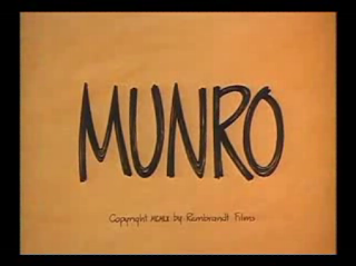 Munro animação