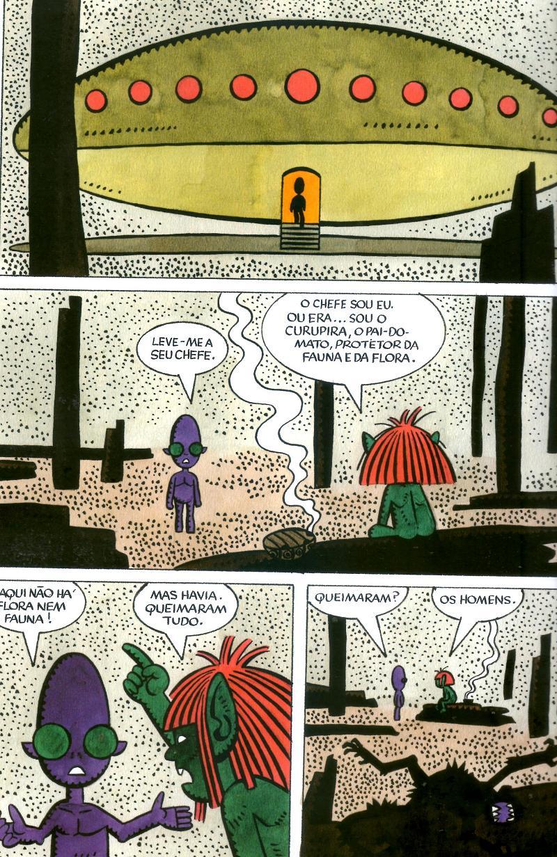 O Curupira página 3