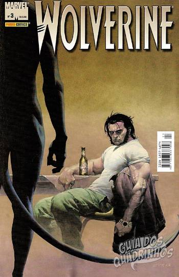 Wolverine (Panini) #3 2005