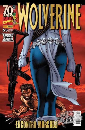 Wolverine (Panini) #55 2009