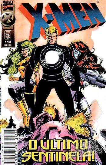 X-Men (Abril) #113 1998