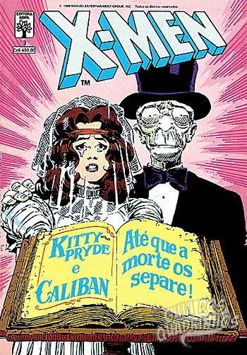 X-Men (Abril) #3 1989