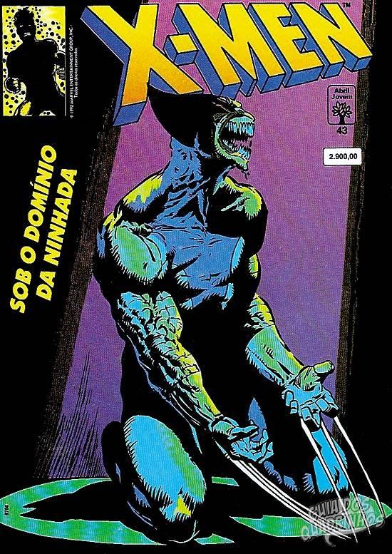 X-Men (Abril) #43 1992