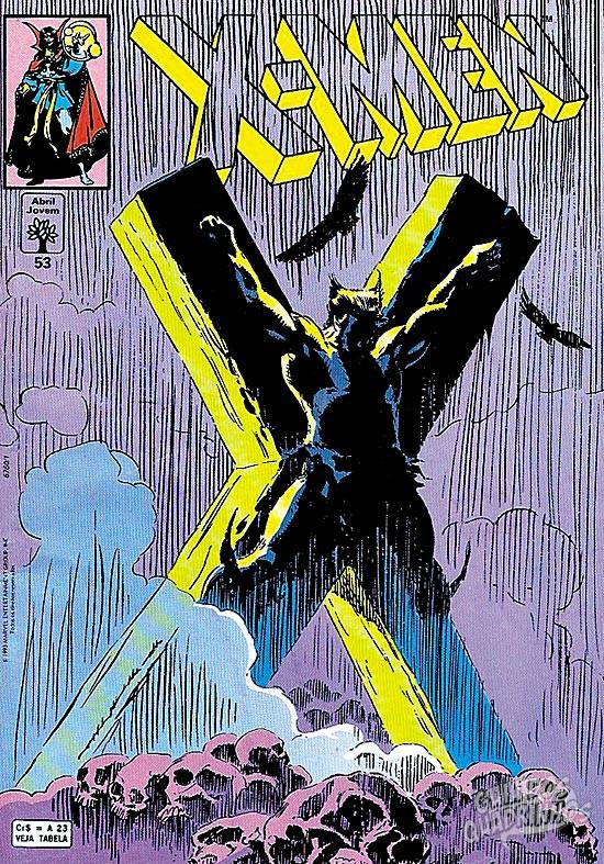 X-Men (Abril) #53 1993