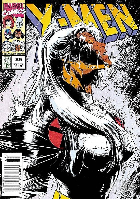 X-Men (Abril) #85 1995