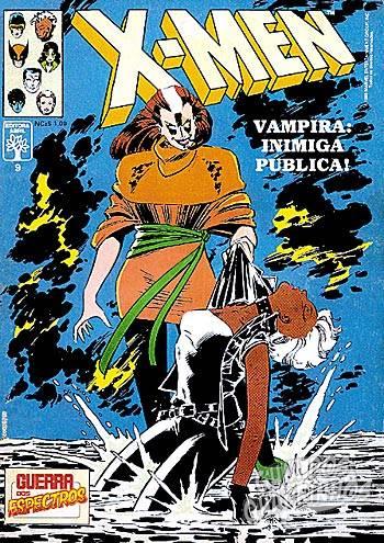 X-Men (Abril) #9 1989