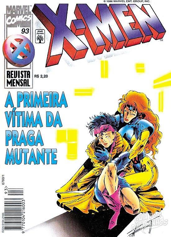 X-Men (Abril) #93 1996