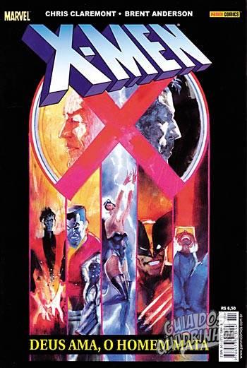 X-Men - Deus Ama, O Homem Mata (Panini) 2003