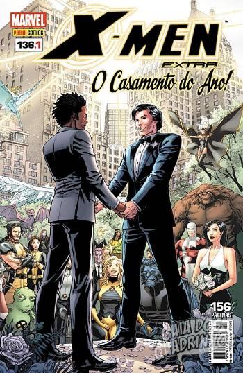 X-Men Extra (Panini) #136.1 2013