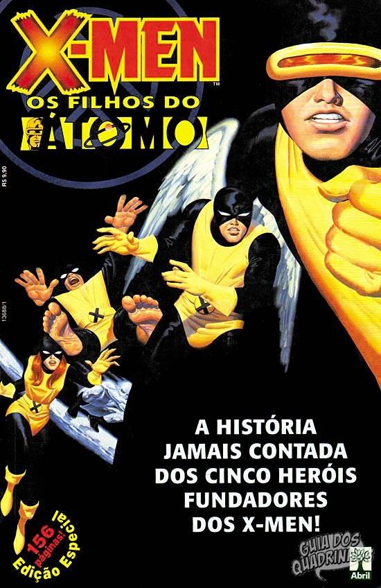 X-Men - Os Filhos do Átomo (Panini) #2001