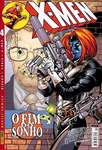 X-Men (Panini) #4 2002