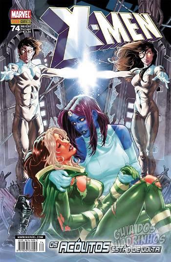 X-Men (Panini) #74 2008