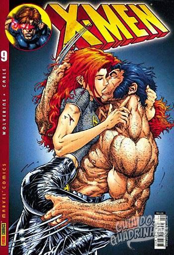 X-Men (Panini) #9 2002