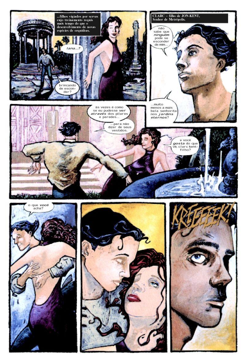 Super-Homem - Metrópolis página 2
