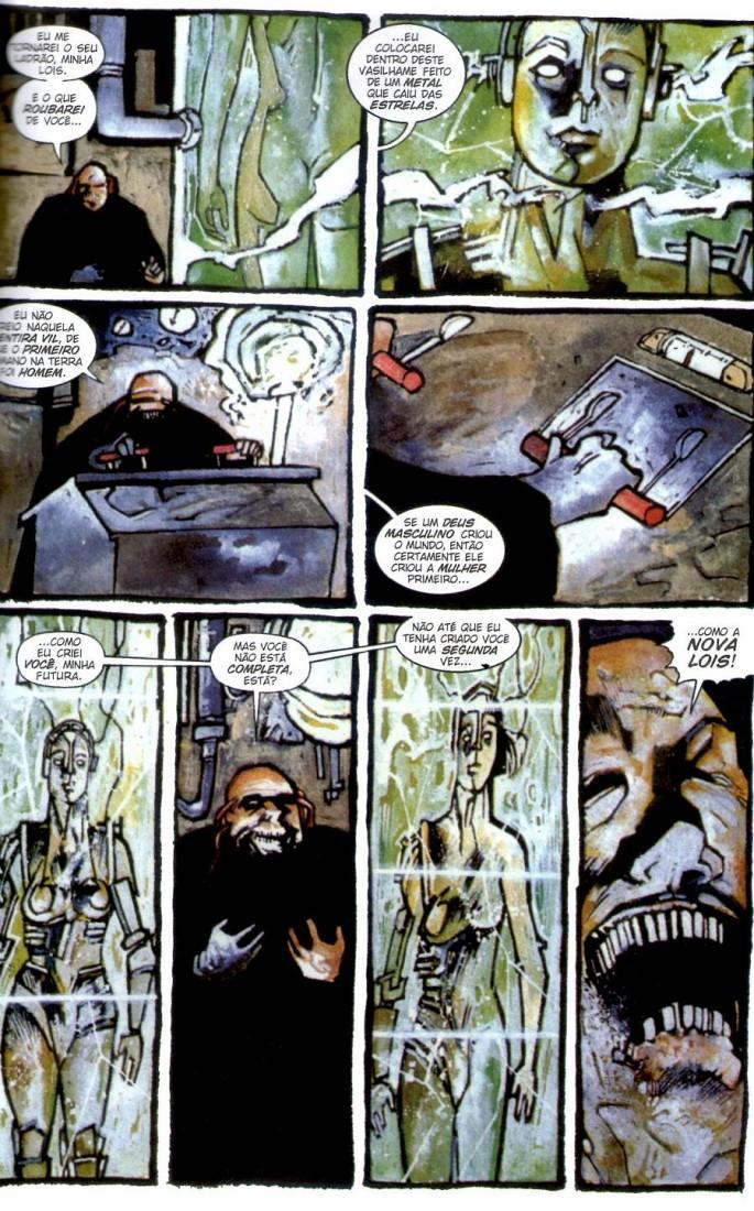 Super-Homem - Metrópolis página 3