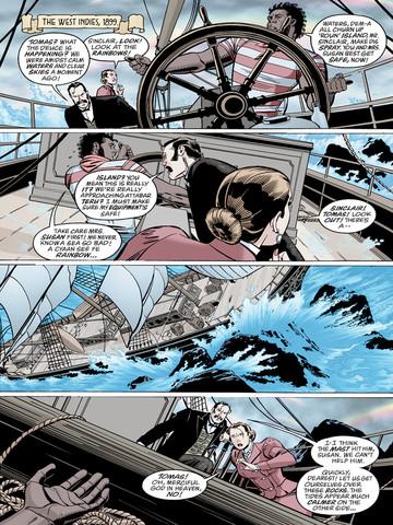 Tom Strong página 1