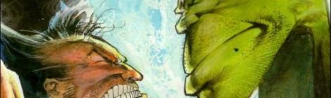 [Review] Marvel Apresenta #1 - Wolverine/ Hulk !
