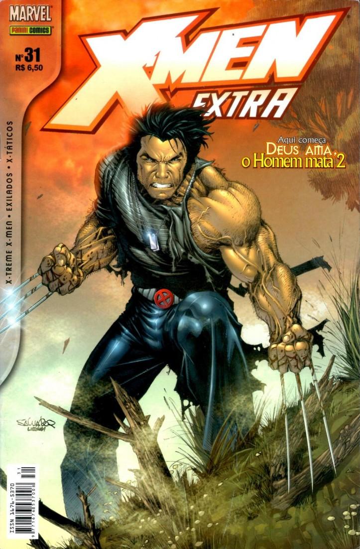 X-Men Extra #31