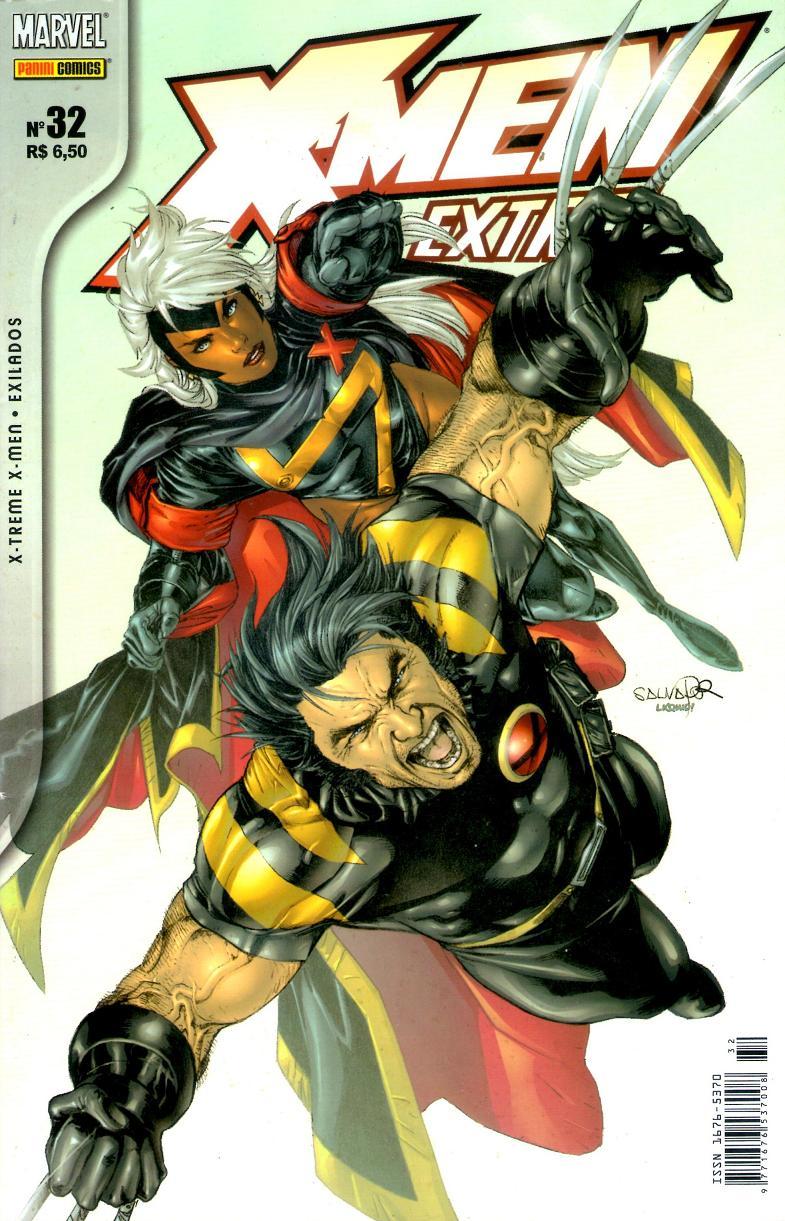 X-Men Extra #32