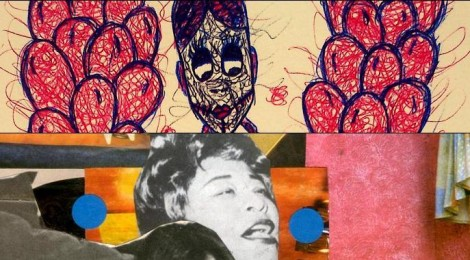 [Colagem] Telas e Sketches - Outubro e Novembro/ 2013 !