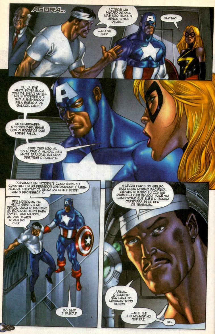 Wolverine & Captain America #1