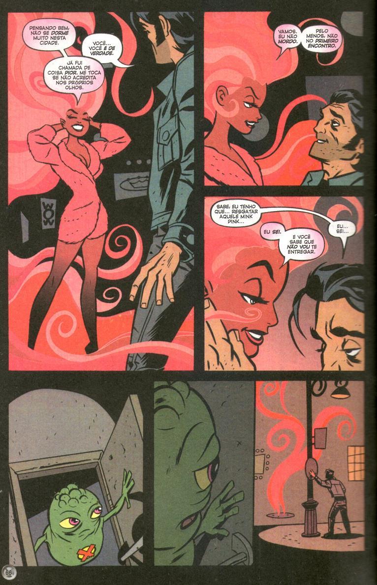 Wolverine & Doop #1