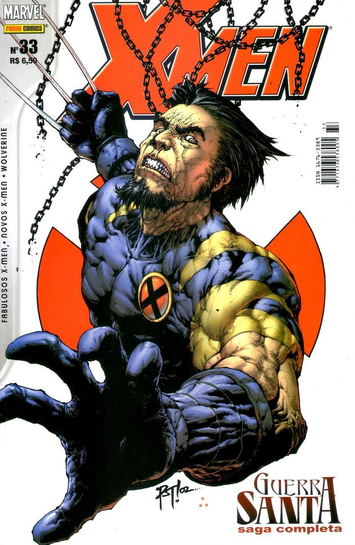X-Men #33