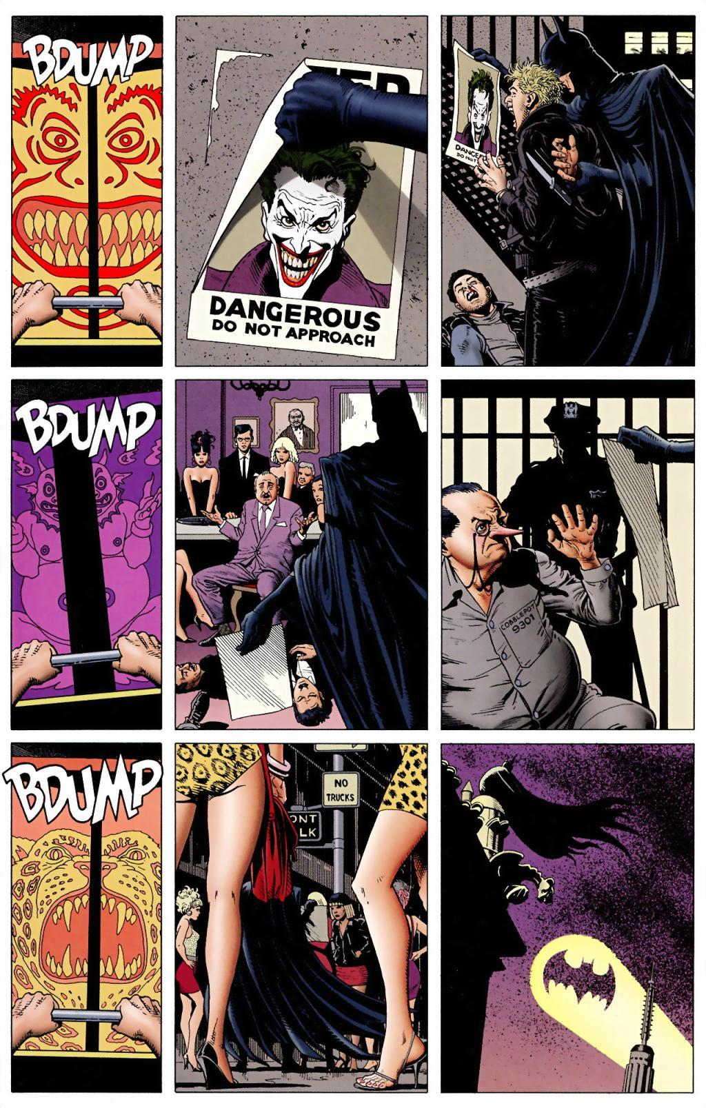 Batman - A Piada Mortal página 3