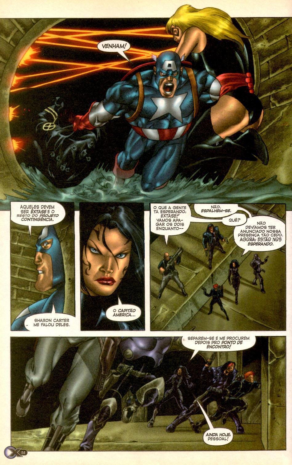 Wolverine & Captain America #2
