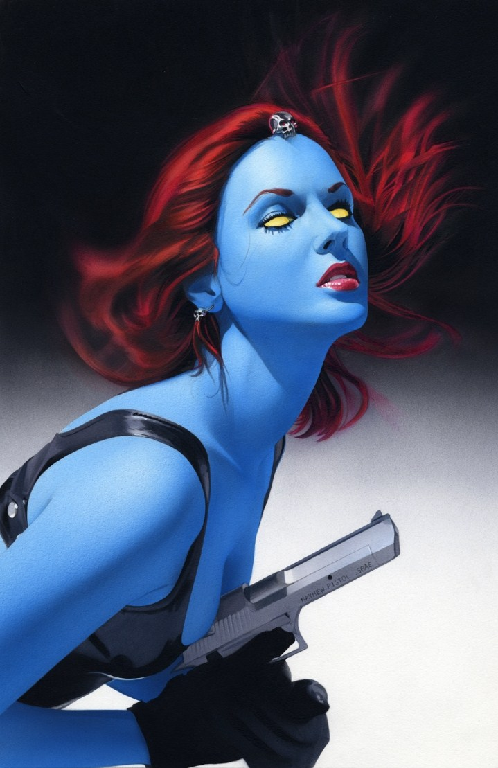Mística by Mike Mayhew