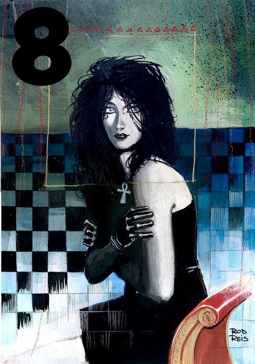 Morte by Rod Reis