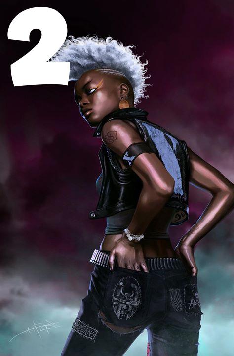 Tempestade Punk by Rahzzah