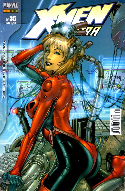 X-Men Extra #35
