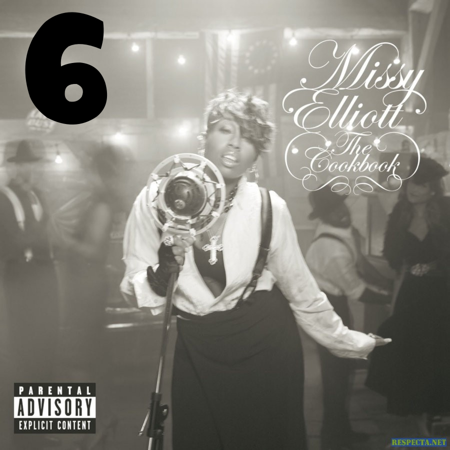 missy elliott the cookbook