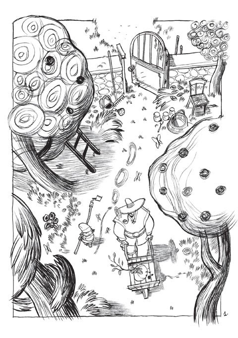 três sombras página 2