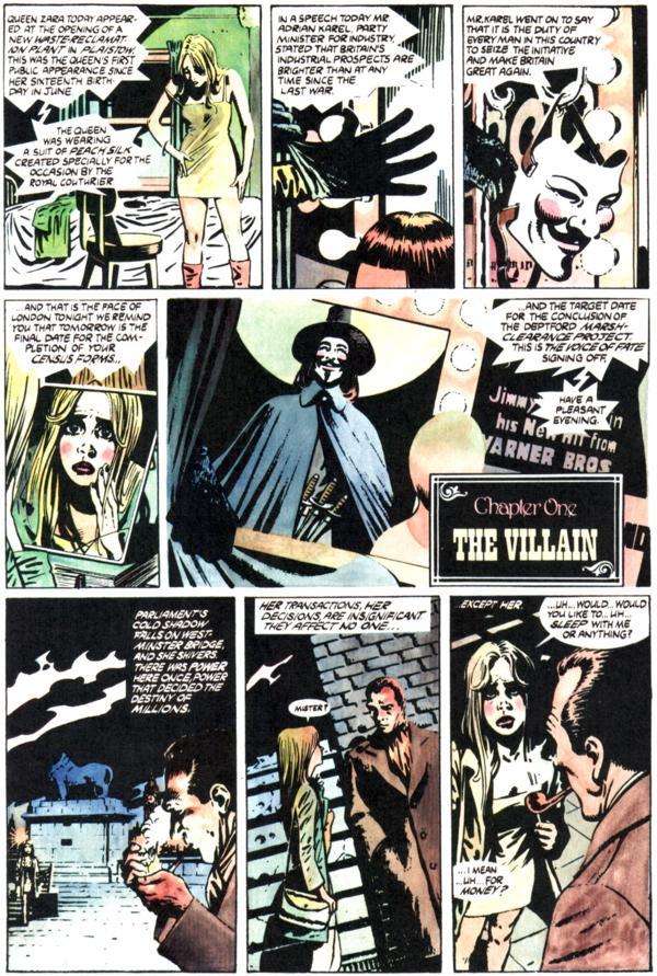v de vingança página 2