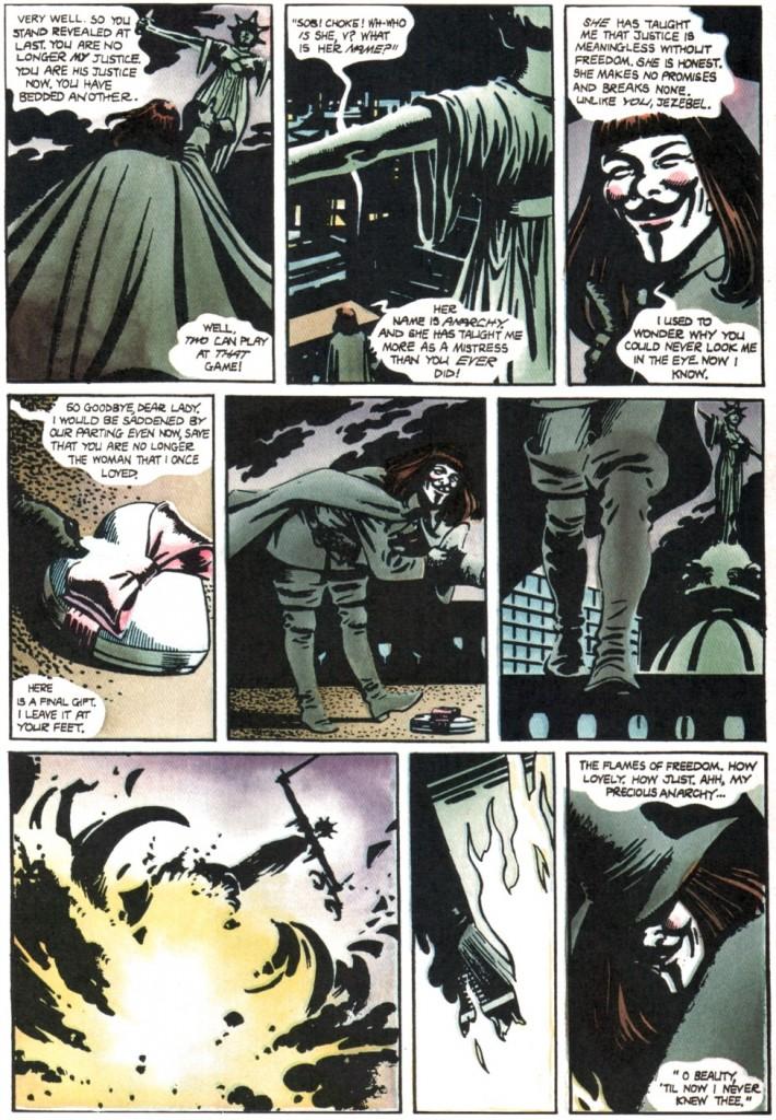 v de vingança página 3