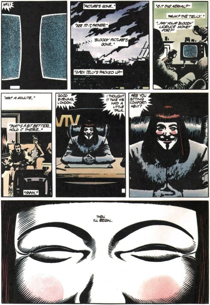 v de vingança página 4