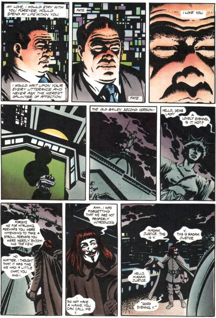 v de vingança página 5