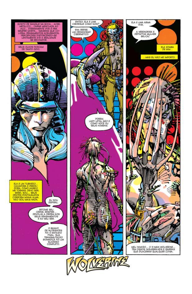 Arma X página 2