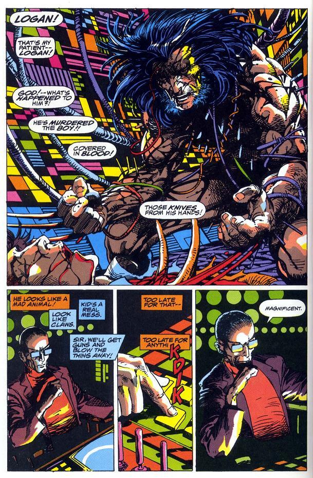 Arma X página 3