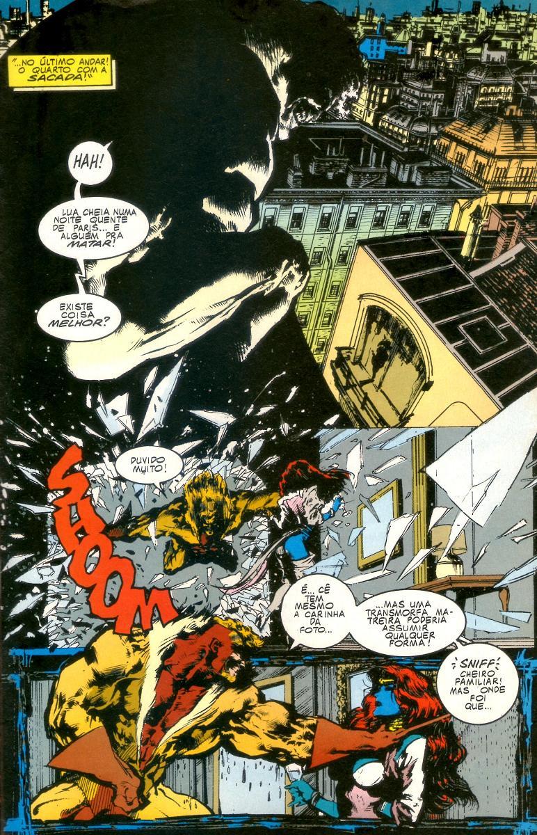 Sabretooth #1 #2 #3 #4 página 3