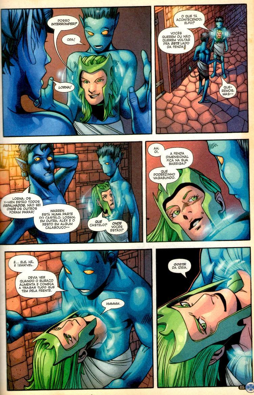 Uncanny X-Men #434 Polaris Noturno Azazel