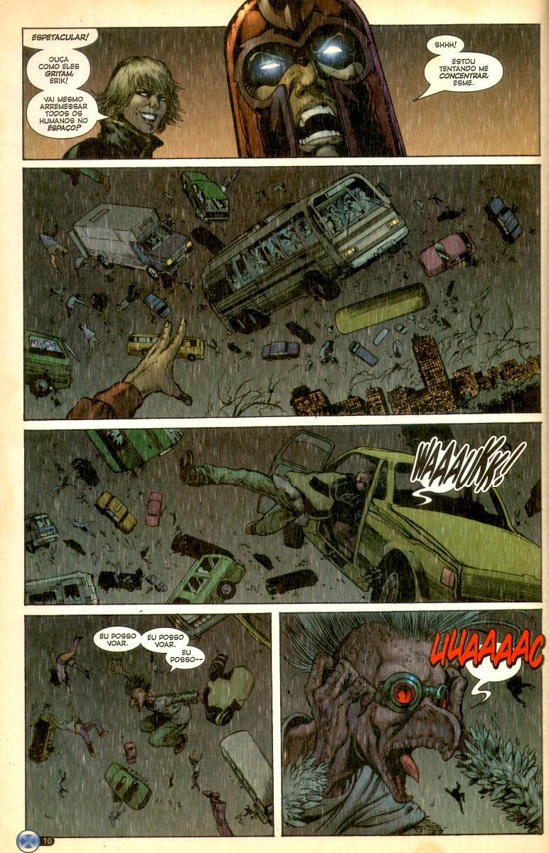X-Men #149 Magneto Humanidade