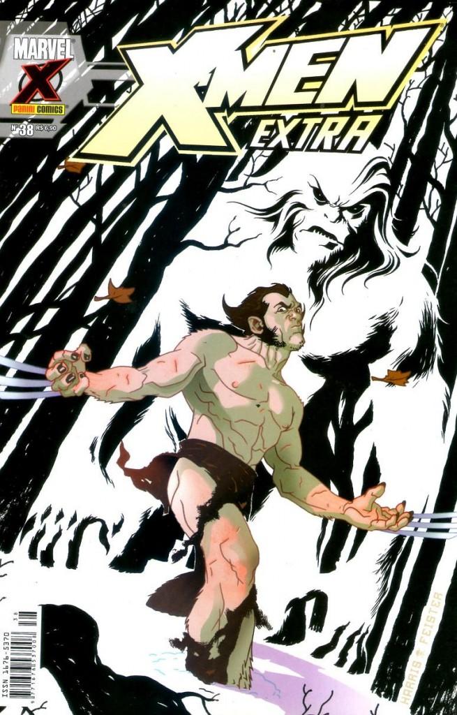 X-Men Extra #38 Panini