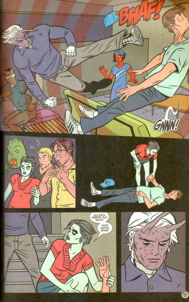 X-Statix #14, #15 e #16 página 2
