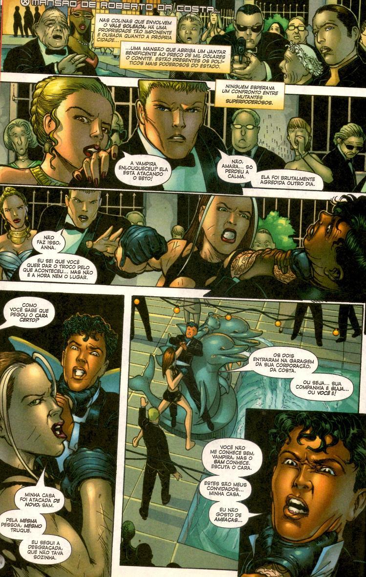 X-Treme X-Men #34 e #35