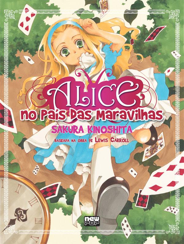 Alice no País das Maravilhas Mangá