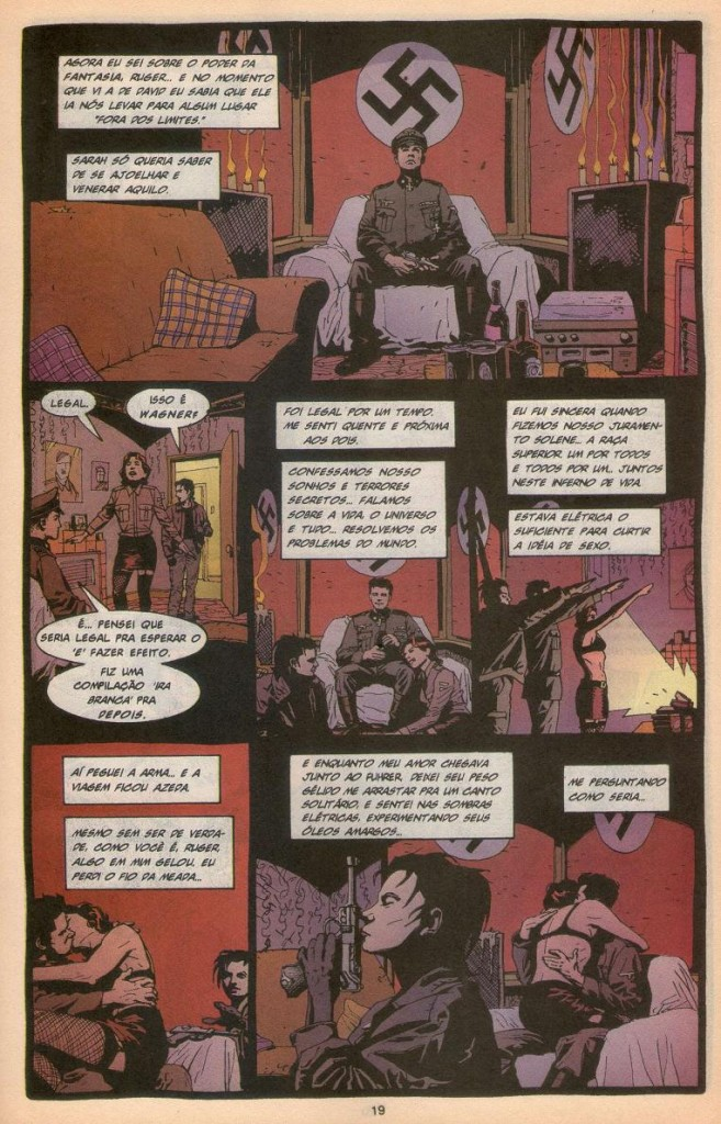 Hell Eternal - Inferno em Vida Vertigo página 2