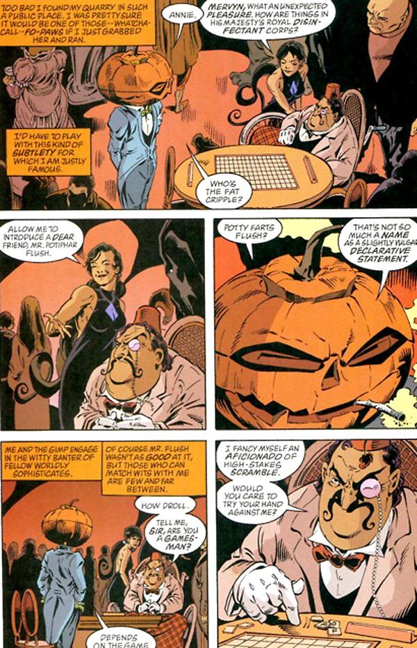 Merv Pumpkinhead - Agent of Dream